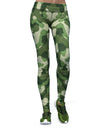 Women's Camo Leggings | Layered Camouflage