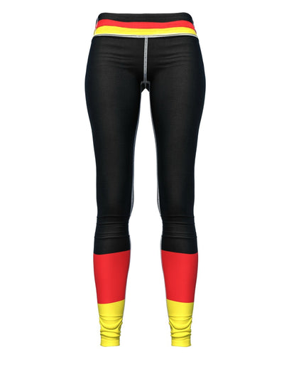 Women's Flag Leggings | Germany