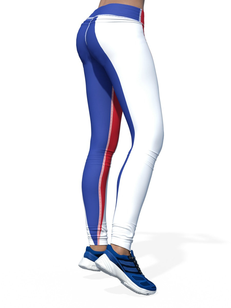Women's Flag Leggings | France