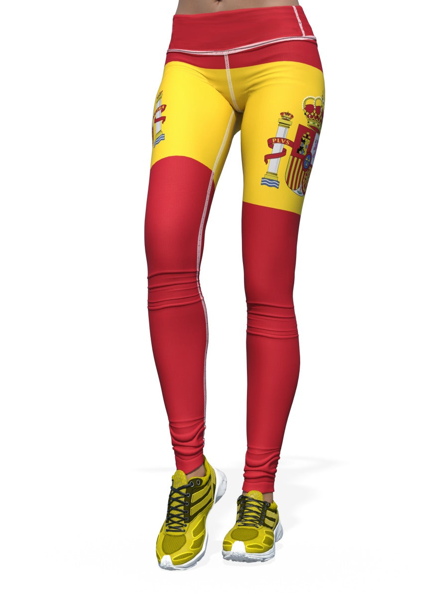 Women's Flag Leggings | Spain