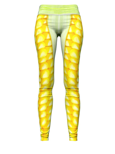 Women's Corn Leggings | Corny