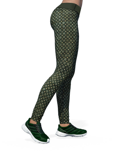 Women's Pattern Leggings | You Dot It