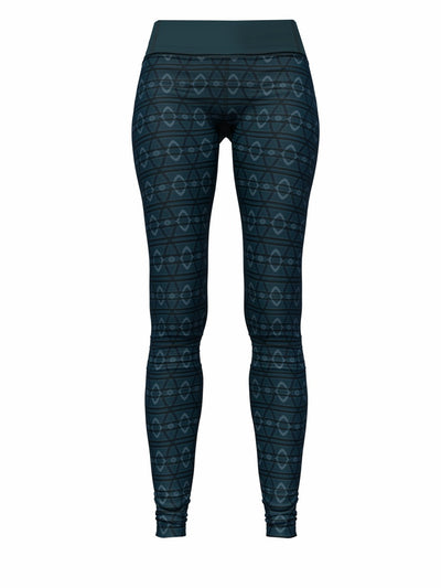 Women's Pattern Leggings | Oval Network