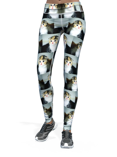 Women's Cat Leggings | My Grandma's Cats