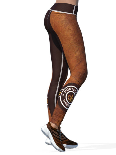 Women's Cigar Leggings | Hava-na-na
