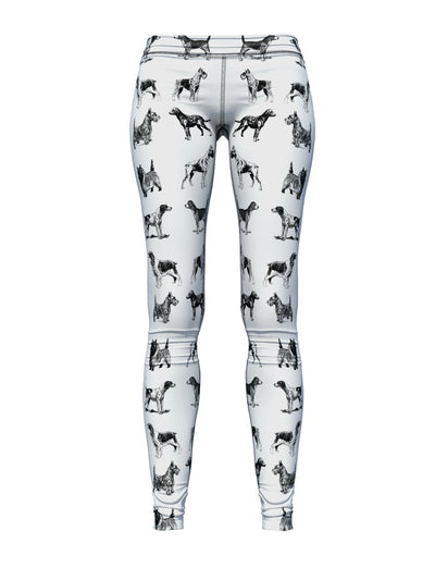 Women's Dog Leggings | Simply Canine