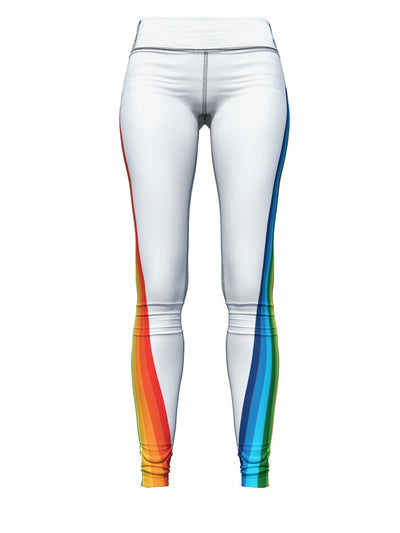 Yikes Rainbow Leggings