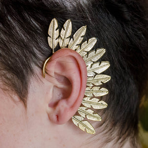Forest Elf Ear Cuffs - Ekeko Crafts