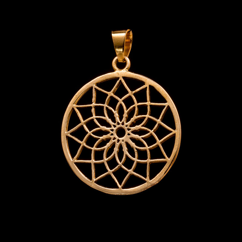 Web of Life Pendant - Ekeko Crafts