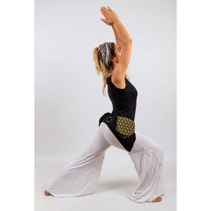 Pointy Yoga Top - Ekeko Crafts