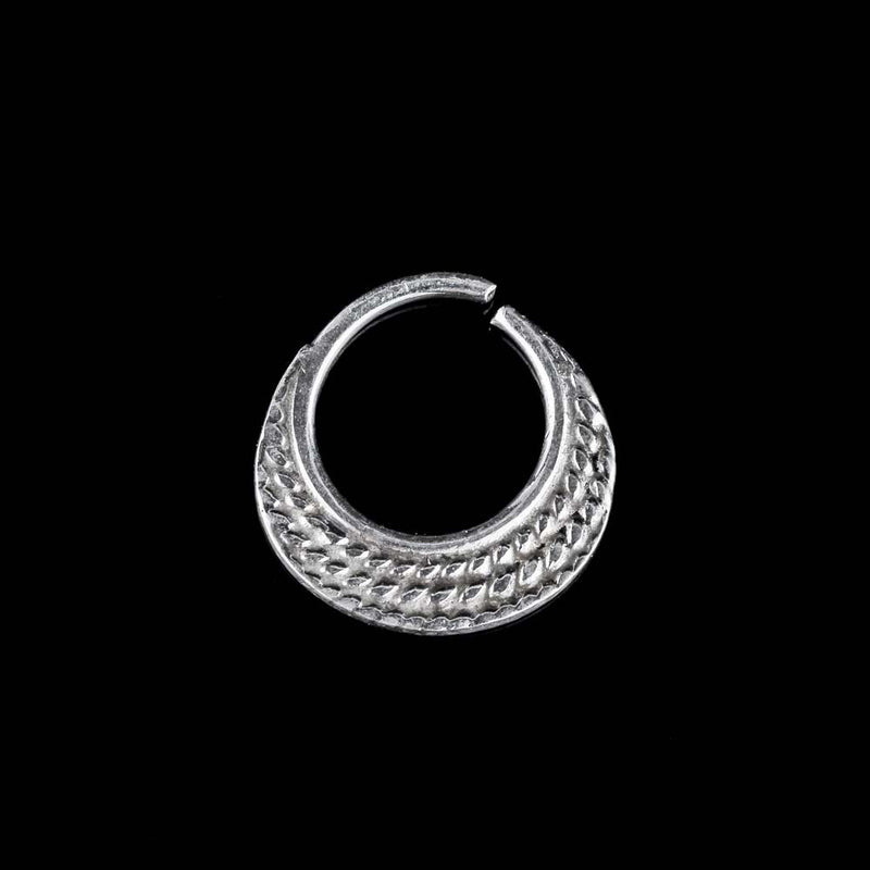 Luna Septum Ring - Ekeko Crafts