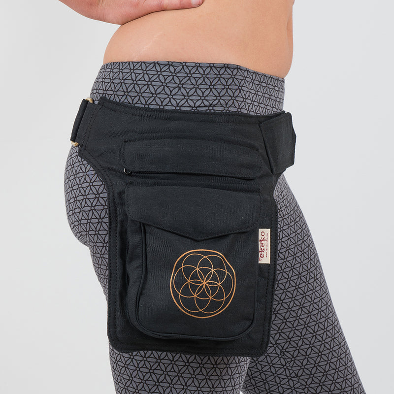 seed of life fanny pack