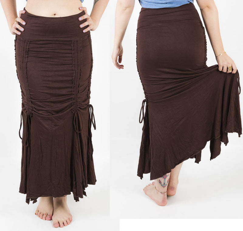 Mermaid Gypsy Skirt - Ekeko Crafts