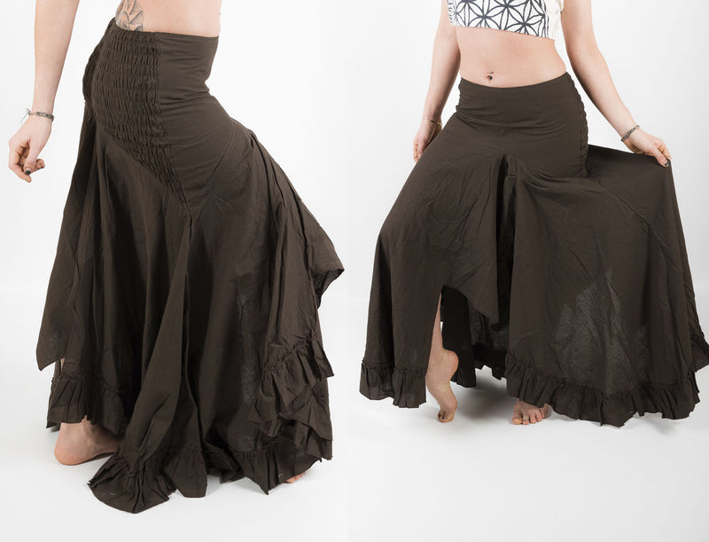 Long Gypsy Skirt - Ekeko Crafts