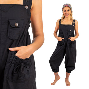 Baggy Harem Jumpsuit - Ekeko Crafts