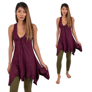 Pixie Tunic/Dress - Ekeko Crafts