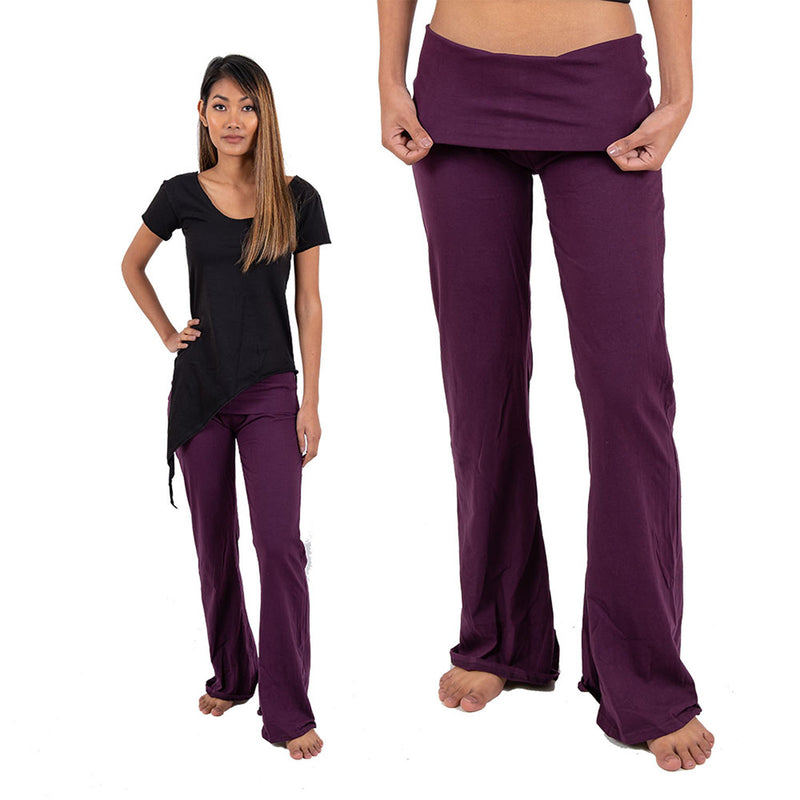Yoga Lounge Pants - Ekeko Crafts