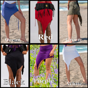 Pointy Pixie Skirt - Ekeko Crafts