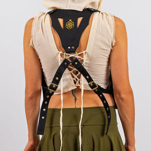 Flower of Life Utility Holster Bag - Ekeko Crafts