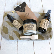 Facial Care Starter Set - Artist Collaboration - S A Plunkett Naturals