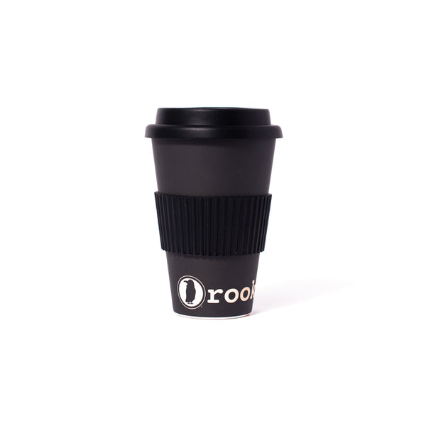 Black Travel Cup