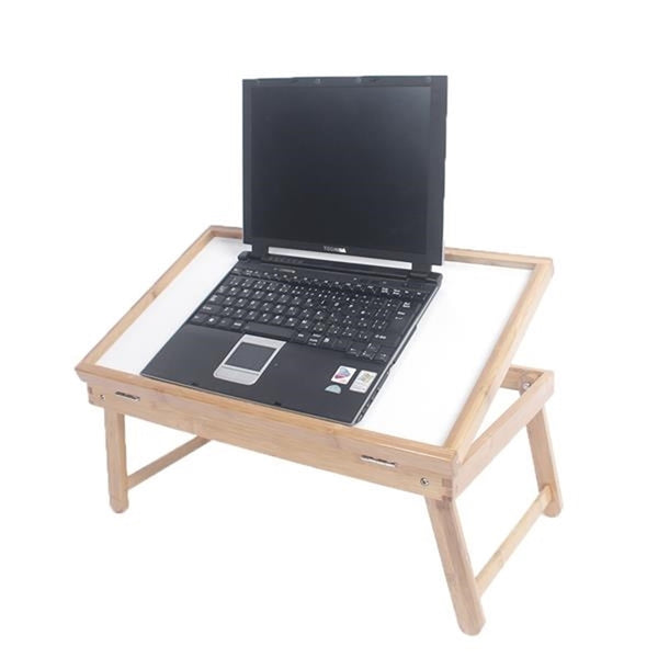 Bamboo Foldable Laptop Table/Breakfast Tray