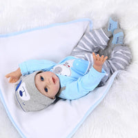 "22"" Mini Cute Simulation Baby Doll"