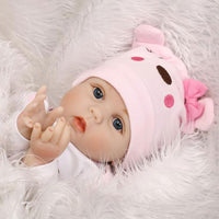 "22"" Cute Simulation Baby Infant Toy"