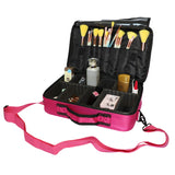 Portable Travel Makeup Bag with Shoulder Strap S/L