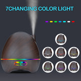 110V 300ML RGB Aroma Diffuser with Black Controller