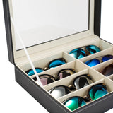Sunglass Glasses Storage Holder Box Sunglasses Collection Case