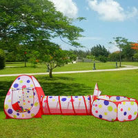 Portable Kids Outdoor Game Play Children Toy Tent