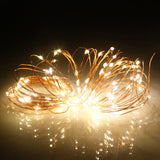 33 Ft USB Copper Wire Decoration String Light
