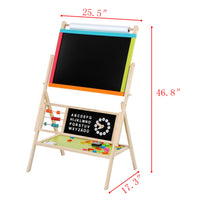 Kid's Art Education Easel