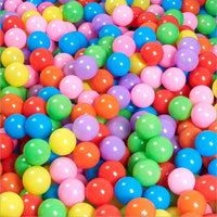 100pcs 5.5cm Fun Soft Plastic Ocean Ball Swim Pit Toys Baby Kids Toys