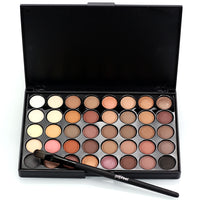 40 Colors Makeup Eyeshadow Palette
