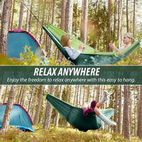 Lightweight Double Hammocks