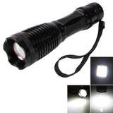 1200 Lumens 5 Modes Focus Flashlight