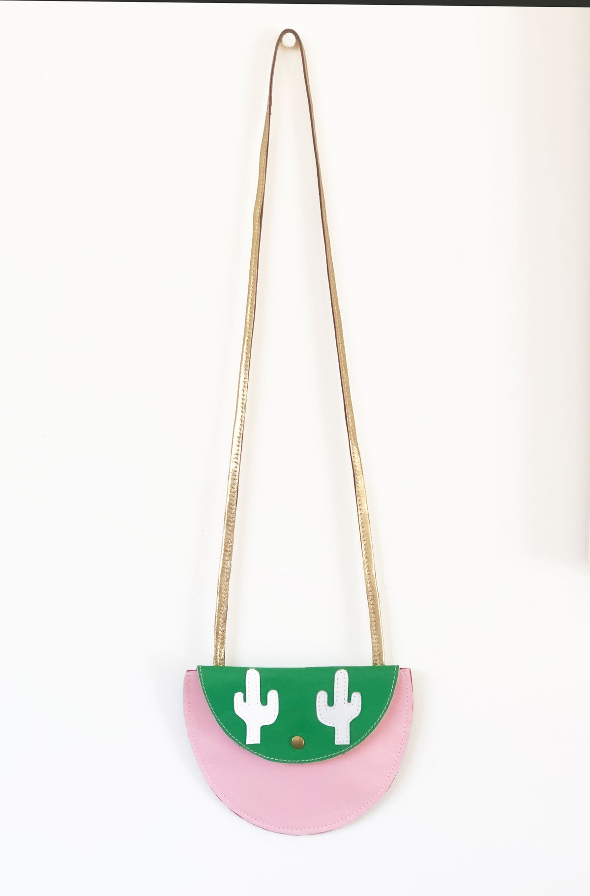 Cactus Mini Me Handbag- 2 colours