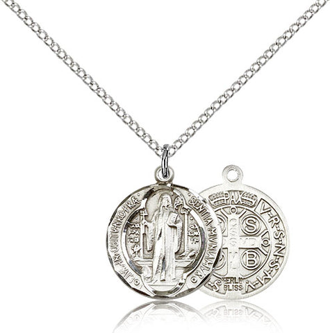 St. Benedict Medal - FN0026BSF18S