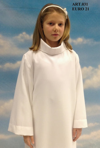 Washable Server tunic for first communion - SO-031