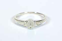 Miraculous Ring Sterling Silver - FN0511MSS