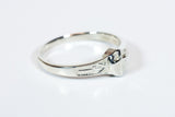 Cross Ring Sterling Silver - FN0512SS