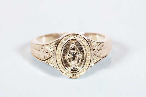 Miraculous Ring 14 Karat Gold  - FN0520MKT