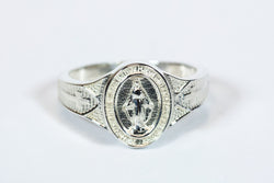 Miraculous Ring Sterling Silver  - FN0520MSS