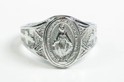 Miraculous Ring Sterling Silver  - FN0521MSS
