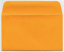 Bill-Size Blank - Goldenrod - Offering Envelopes - MA07617
