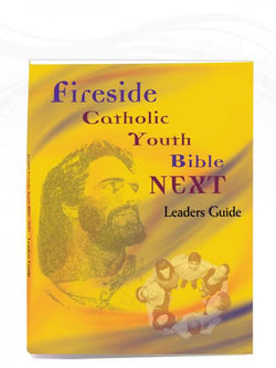 Fireside Catholic Youth Bible-NEXT Leaders Guide-FI0868