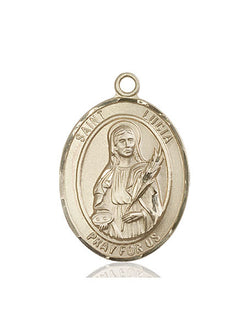 St. Lucia of Syracuse Medal - FN7065KT