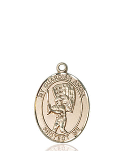 Guardian Angel / Baseball Medal - FN8700KT